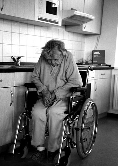 Nursing Home Abuse Victim